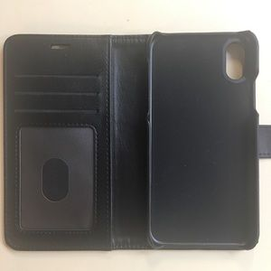 SKECH polo book wallet style iPhone XS Case